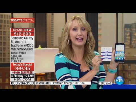 HSN   Electronic Connection Featuring Samsung 09.28.2016 - 11 AM