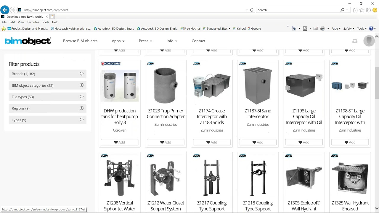 Autodesk Revit MEP 2019 Designing Plumbing Networks