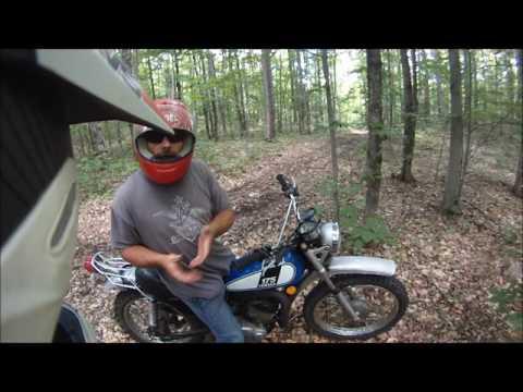 Bancroft Ontario Dirt Bike Riding