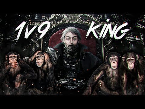 LL STYLISH | BEND THE KNEE TO YOUR 1v9 KING!!