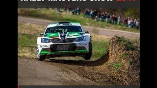 Rally Masters Show 2017 Гонщики дают уроки Высший пилотаж Мастера спорта и чемпионы стран в России
