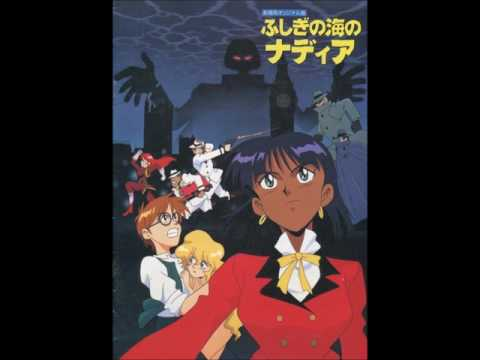 Where Is the Love Going?- Satomi Matsushita- 松下里美 (Nadia Secret of Blue Water OST)