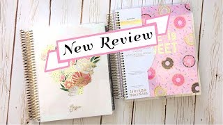 NEW 2018 Recollections & Erin Condren Life Planner REVIEW