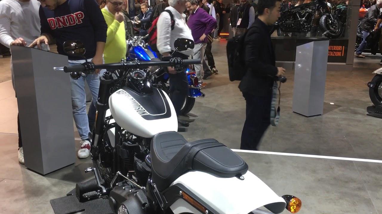 arte squisita seleziona per il più recente 2019 autentico 2018 Harley Davidson Fat Bob new Milwaukee 8 motor 4 accessories  01773835666 www.customcruisers.com