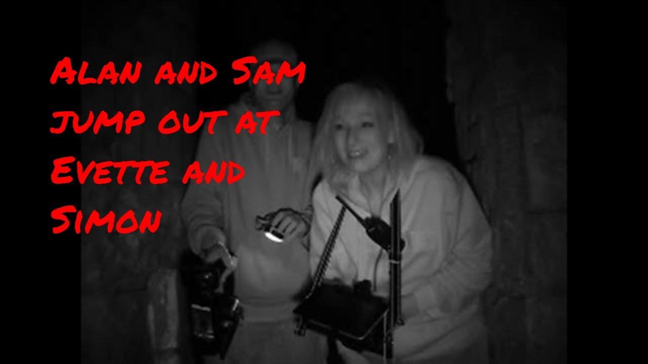 A&E Paranormal seen a ghost.#A&EPARANORMAL