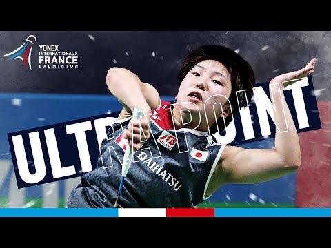 French Open | WS | FINAL | TAI TZU YING (TPE) VS AKANE YAMAGUCHI (JPN) | HIGHLIGHTS