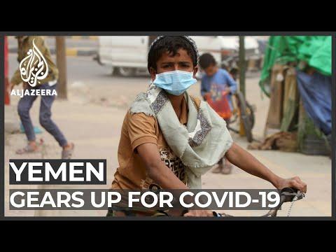 War-torn Yemen gears up for coronavirus battle