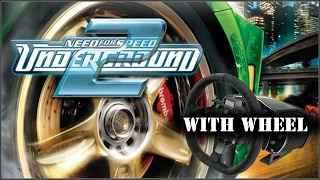 Need For Speed Underground 2 | w/Fanatec Clubsport V2 Wheel
