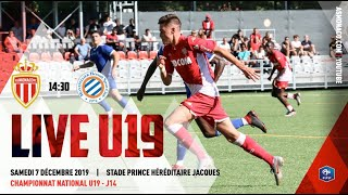 VIDEO: U19 : AS Monaco - Montpellier HSC