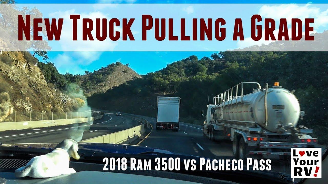 pulling-a-grade-with-new-ram-3500-cummins-6-7l