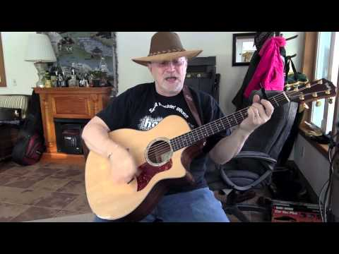 1427 -  She's Not The Cheatin Kind -  Brooks and Dunn cover with guitar chords and lyrics