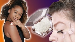 We Tried Rihanna's Fenty Beauty Makeup • Ladylike