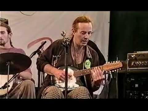 Ry Cooder & David Lindley. New Orleans Jazz & Heritage Festival '90s,