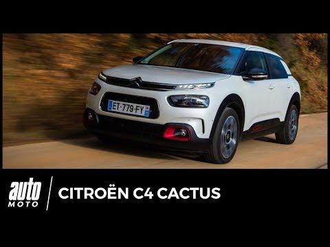 Essai vidéo du Citroën C4 Cactus : L'âge de raison ?