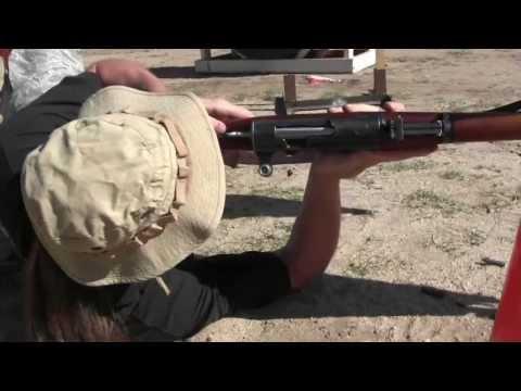 Swiss K31 in the 2-Gun Action Challenge Match