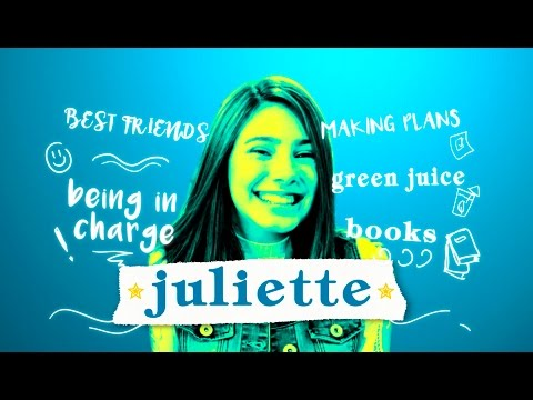 Meet The Girls of Hyperlinked! - Juliette (Series Out May 31st!)