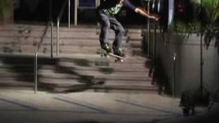 Anthony Williams - TransWorld SKATEboarding YouTube Videos