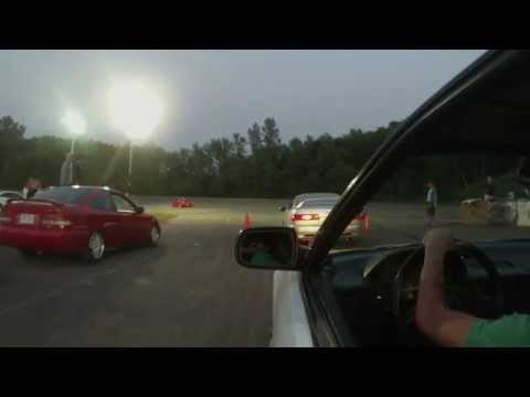 Lapping riverside speedway gang integra shawi