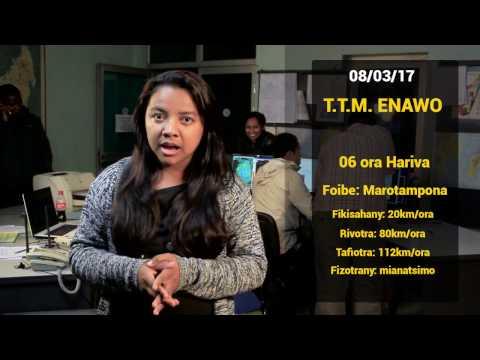 Météo Flash TTM ENAWO du 08 03 17_18h