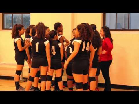 James Jordan Middle School - Girls Volleyball Team 2015