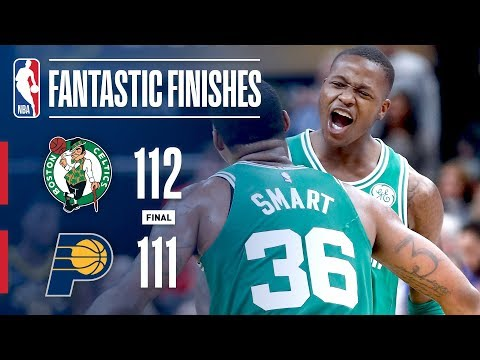 Best Plays From Down The Stretch: Boston Celtics vs. Indiana Pacers