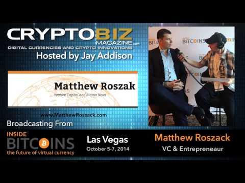 Matthew Roszak Founding Partner of Tally Capital