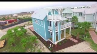 Indigo Blue Beachfront Property at Cinnamon Shore.