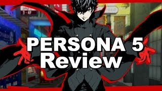 Persona 5 Review   PS4 and PS3 (Video Game Video Review)
