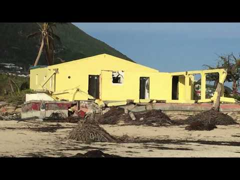 St. Maarten/Martin: After Irma (October 2017)