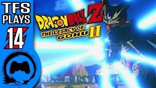 Dragon Ball Z LEGACY OF GOKU 2 Part 14 - TFS Plays