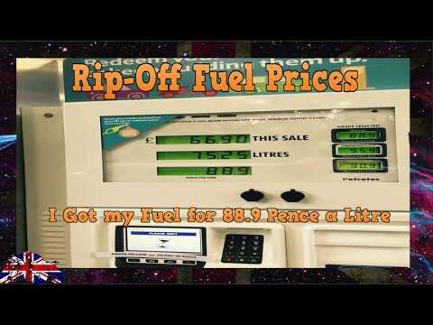 🔴 Rip Off Fuel Prices