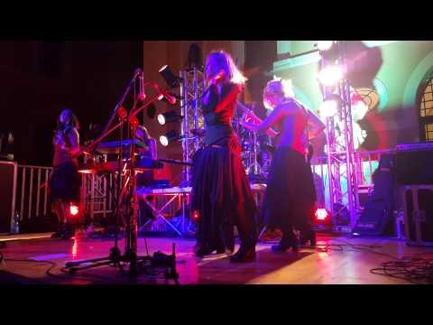 Green Clouds - Keltronic ( Live @ Sulle Tracce del Drago 2015 AQ )