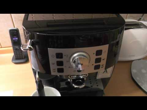 Delonghi Magnifica Coffee Maker Leaking Water : DeLonghi 3300 Instruction Manual 1 of 2.m4v FunnyDog.TV