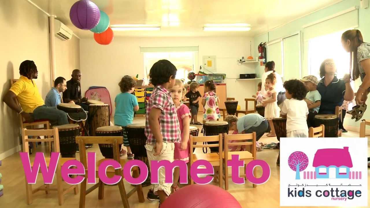 Kids Cottage Nursery Dubai   A Home Away From Home   YouTube