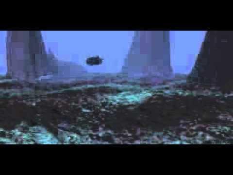 C&C Red Alert - Sub Moving Underwater