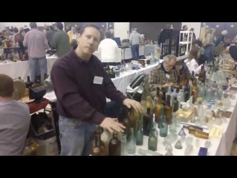 33rd ANNUAL ANTIQUE BOTTLE SHOW & SALE!!