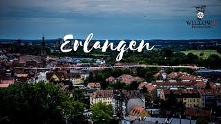 Erlangen is a city in franken, north bavaria with the best beer festival germany (sorry oktoberfest!): der bergkirchweih. schlossgarten, universit...
