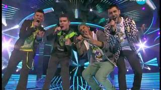 X Factor Bulgaria - Voice Of Boys - Usher / Haddaway