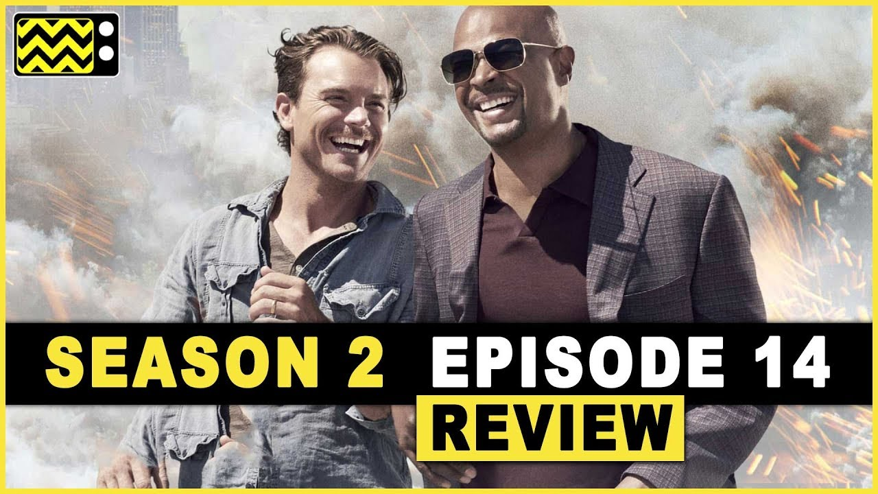 Download Lethal Weapon Season 2 Episode 14 Review w/ Leah Mangum & Chase Mangum   AfterBuzz TV
