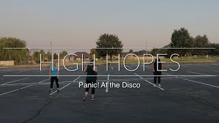 High Hopes | Panic! At the Disco | Cardio Dance Fitness
