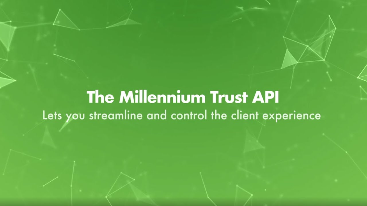Self Directed Ira Fidelity Millennium Trust Company >> Millennium Trust Api Fidelity Millennium Trust Company