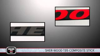 Sher-Wood T85 Composite Stick
