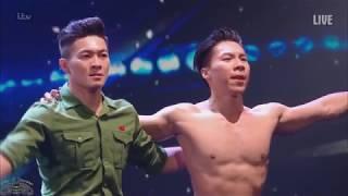 [VietSub] Giang Brothers Final Britain's Got Talent | Phu đề tiếng Việt Giang Brothers Chung kết BGT