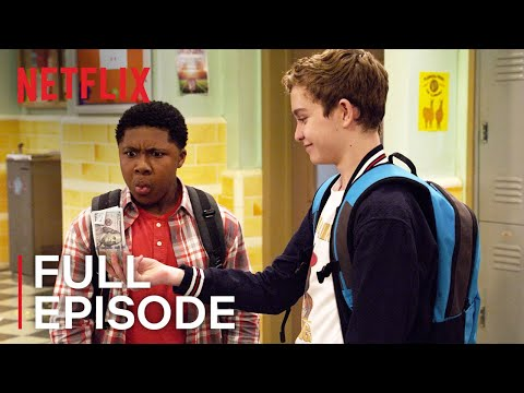 FULL Episode: 'A Tale of a Prince & Nerd' 🤴🤓 Prince of Peoria | Netflix Futures