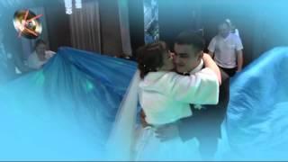 Свадьба Дмитрий и Виктория. Первый танец молодых