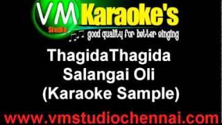 Download Hindi Video Songs - Thagida Thagida (Karaoke)