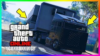 25 SECRET FEATURES, HIDDEN DETAILS & NEW THINGS YOU DON'T KNOW ABOUT GTA ONLINE GUNRUNNING DLC! thumbnail