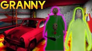 БАБУЛЯ ПРЕВРАТИЛАСЬ В БАЛДИ! - Granny
