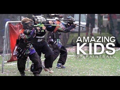 Amazing Kids of Paintball