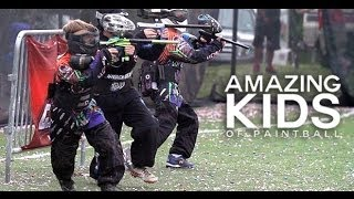 Amazing Kids of Paintball